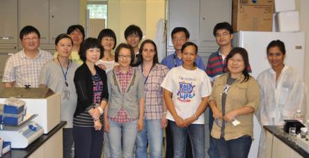 Laboratory of Liver Diseases Group Photo