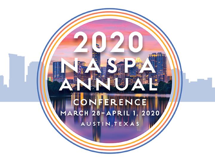 NASPA Annual Conference Logo