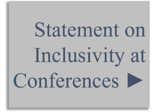 Director's Statement on Inclusivity at Conferences
