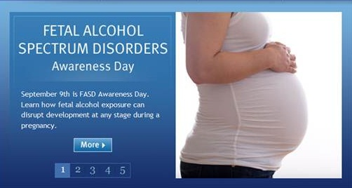 Fetal Alcohol Spectrum Disorders Awareness Day