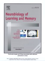 Neurobiology of Learning and Memory-cover