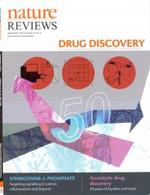 Cover of Nature Reviews Drug Discovery