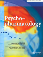 Cover of Psychopharmacology
