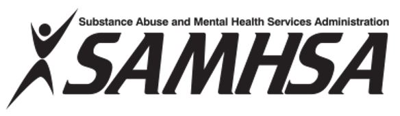 SAMHSA logo Substance Abuse and Mental Health Services Administration
