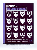 Cover of Trends in Neurosciences