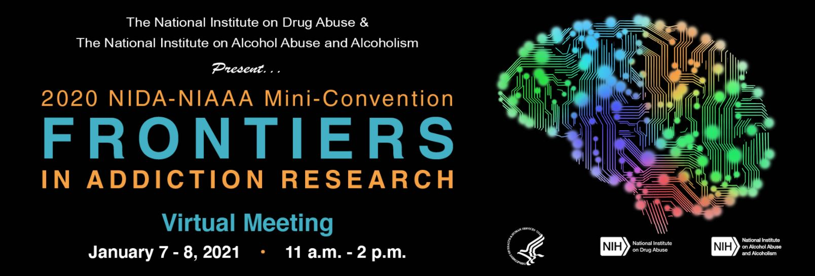 Frontiers in Addiction Research Mini Convention 2020