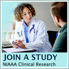 Join a Study NIAAA clinical research
