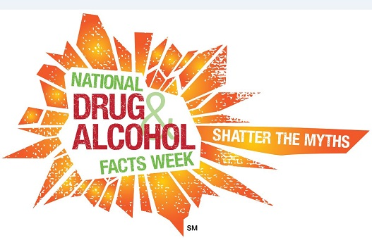 Educate teens about the risks of using drugs and alcohol