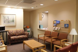 Photo of 1SE Outpatient clinic