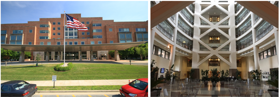 Picture of NIH Clinical Center