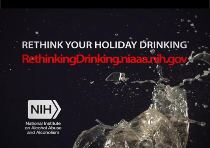 Rethink your holiday drinking.