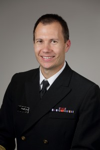 Photo of Dr Ramsden