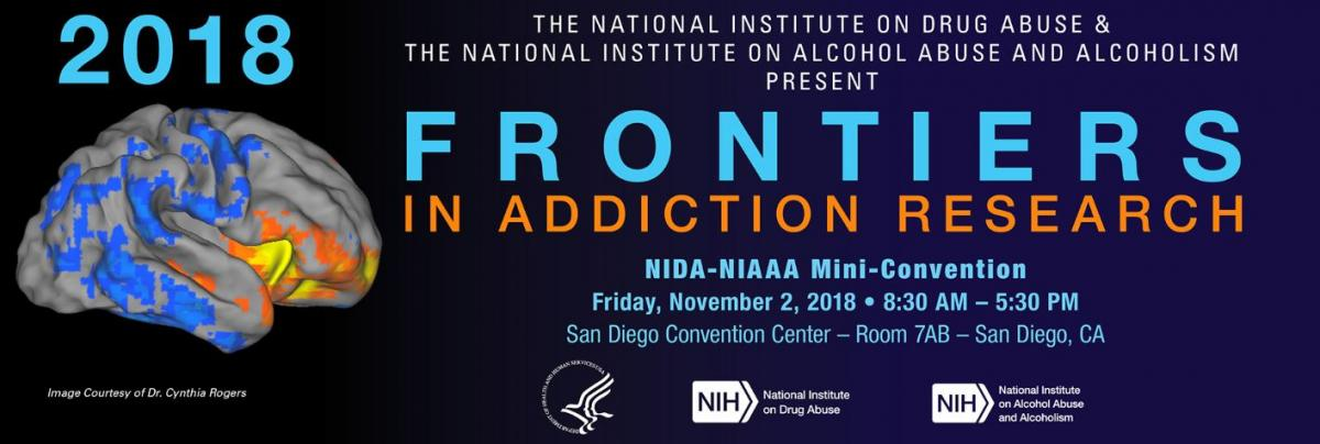 2018 Frontiers in Neuroscience Mini Convention November 3 to 7