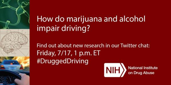 Twitter Chat Drunk Drugged Driving July 17