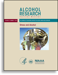 Alcohol Research and Health Cover Volume 34, Number 4