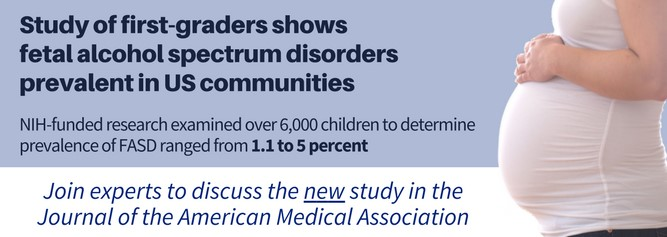 Study of first-graders shows fetal alcohol spectrum disorder prevalent in US communities
