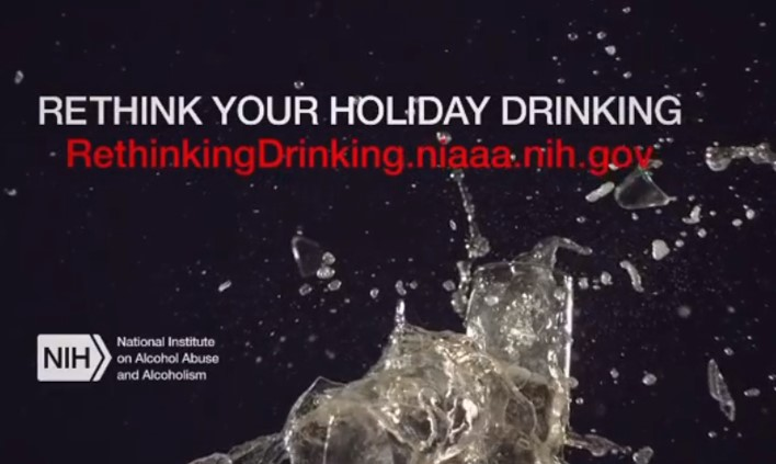 Poster for RETHINK YOUR HOLIDAY DRINKING