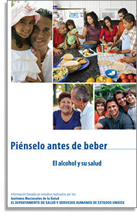 Rethinking Drinking Spanish Cover