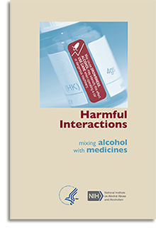 Harmful Interactions | National Institute on Alcohol Abuse