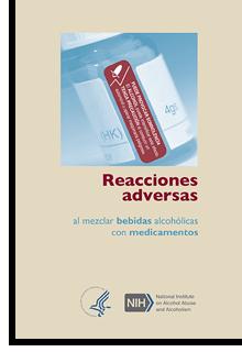 Reacciones adversas al mezclar bebidas alcohólicas con medicamentos