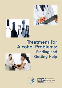 Cover of Treatment for Alcohol Problems Finding and Getting Help