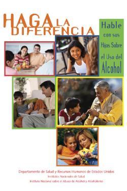 La tapa del folleto-Haga La Diferencia