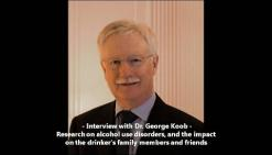 The impacts of alcoholism on family members and friends - Al-Anon interview with Dr. George Koob