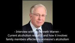 Current Alcoholism Research - Al-Anon Interview with Dr. Kenneth Warren